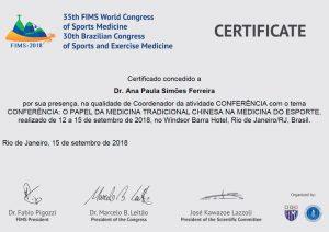 Congresso Medicina do Exercício e do Esporte