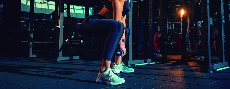 Lesões em mulheres atletas