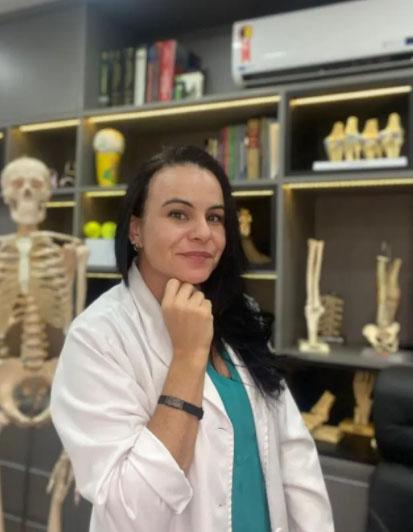 Medicina Esportiva   Ortopedia e Traumatologia   Dra. Ana Paula Simões