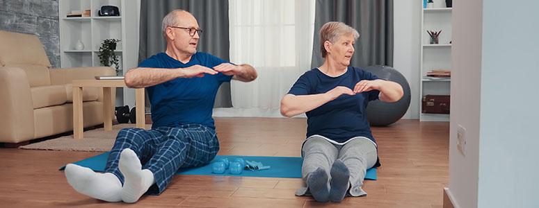 Atividade física para idosos: a importância para evitar o sedentarismo