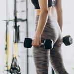 Musculação: Cássia passa a enfrentar treino pesado na academia